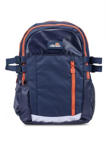ellesse navy Lamoni Backpack 81AA7AC58DDC7CGS_1