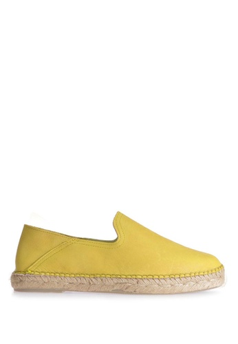 TONI PONS yellow DENIS ESPARDENYA PELL - Slip-On Espadriller 038C0SHB0D8CC0GS_1