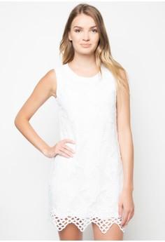 Brennan S/L Dress