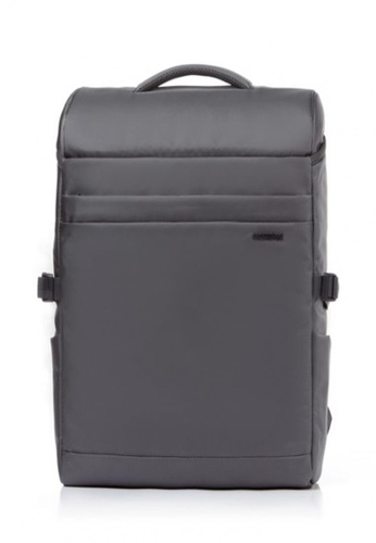 American Tourister grey American Tourister Scholar Backpack 3 L 82E0BAC3881B85GS_1