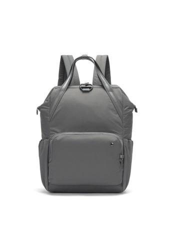 Pacsafe grey Pacsafe Citysafe CX Anti-Theft Backpack (Storm) F01A0AC0EC5FD0GS_1
