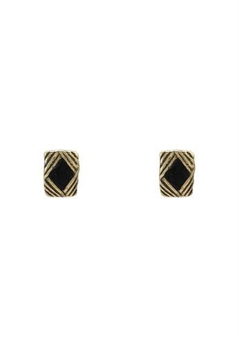 niko and ... black Bristle Earrings 5E4FDAC146AACEGS_1