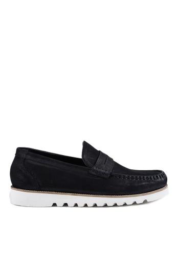 Ftale Footwear black Ftale - Malvin Nubuck Black 10417SH5C2E6E9GS_1