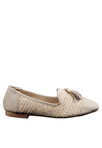 Twenty Eight Shoes Kandy Woven Loafer 1140-100 72105SH55C22ABGS_1