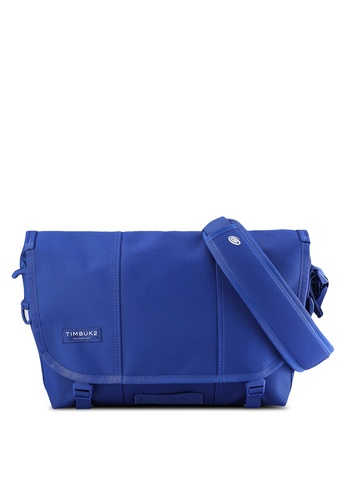 TimBuk2 blue Classic Messenger Bag (Small) TI112AC36IFFMY_1