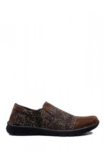 D-Island brown D-Island Shoes Low Donald Comfort Denim Dark Brown E9C21SHB0E0547GS_1