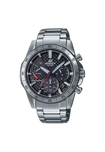 Casio silver CASIO EDIFICE EQS-930DB-1AVUDF MEN'S WATCH 093BCACCD00E40GS_1