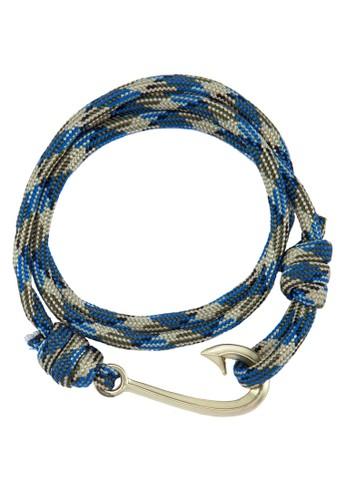 海軍風手鍊, 飾品配件, 手鐲 &azalora 心得mp; 手環