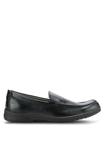 Bata black Comfit Men Dress Shoes BA156SH0RCUJMY_1