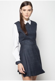 Wool Blend Dress