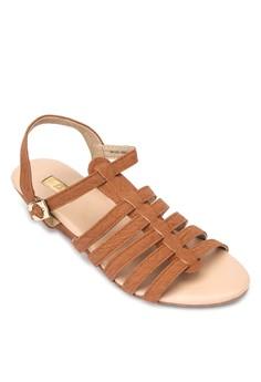 Leila Flat Sandals