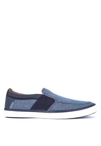 Call It Spring blue Greradia Slip Ons 83CE7SHB956ED8GS_1