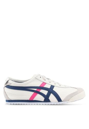 cheaper fbf00 0b55c Buy Onitsuka Tiger Mexico 66 Shoes Online on ZALORA Singapore