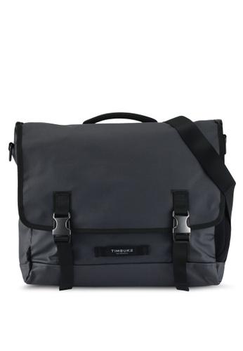 Timbuk2 grey Medium Closer Case Laptop Messenger Bag 9CF70AC4D8AAE1GS_1