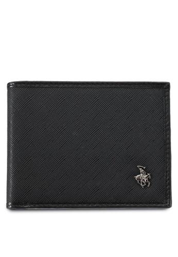 Swiss Polo black Swiss Polo Bi-Fold Wallet SW912AC0SJXXMY_1