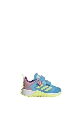 ADIDAS blue lego sport shoes 587B4KSC95121DGS_1