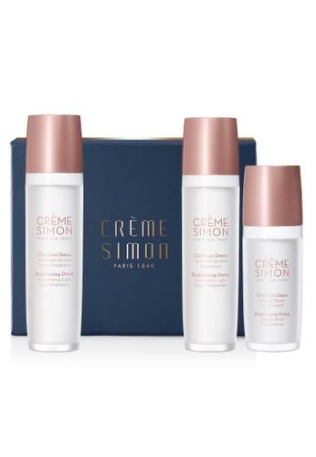 CRÈME SIMON Crème Simon Deluxe Brightening Gift Set BD90ABE85215B9GS_1