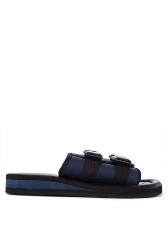 BENCH blue Buckle Detail Sandals 70784SHBBC32E9GS_1