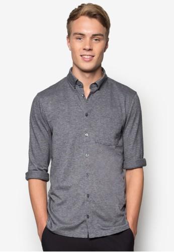 棉質長袖襯衫, 韓系時尚, esprit門市梳妝