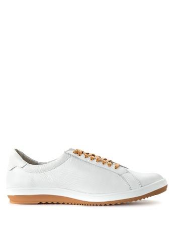 Bristol Shoes white Samson White Sneaker BR842SH89TVYPH_1