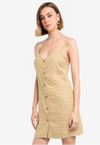 Cotton On white Woven Margot Slip Dress 70806AA0B69CEFGS_1