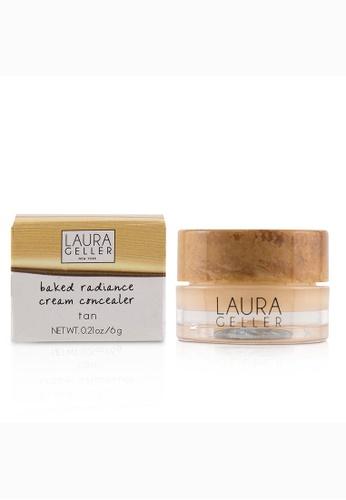 Laura Geller LAURA GELLER - Baked Radiance Cream Concealer - # Porcelain 6g/0.21oz C9A7EBE4855DCFGS_1