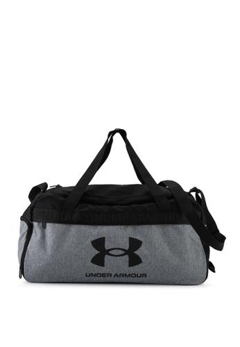 Under Armour grey UA Loudon Small Duffle Bag 27B92ACD881FC0GS_1