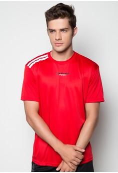 Jarred Basic Drifit Roundneck Shirt