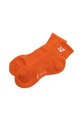 YONEX orange YONEX CUSHION SUPPORT SOCKS 1055S 85760AA3AB70F4GS_1
