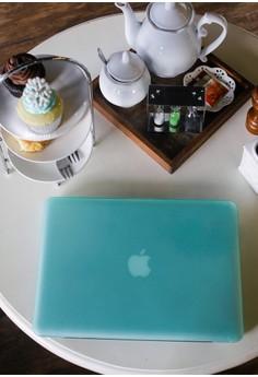 MacBook case bundle for Air 11 – Mint Green