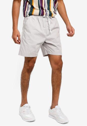 Cotton On 灰色 束帶短褲 E15E3AA814A4BEGS_1