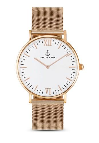 Campina esprit retailMesh 36mm, 錶類, 飾品配件
