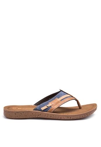 Inblu brown Aerowalk by Inblu VN02-Sandals & Flip Flops IN809SH95MWIPH_1