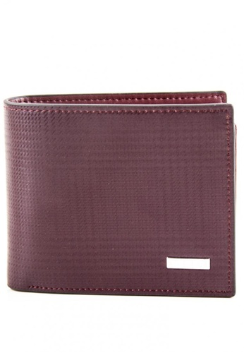 Otto brown Men's Bifold Wallet 0F550ACAAD8D63GS_1