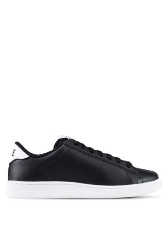 Nike black Men's Nike Tennis Classic CS Shoes NI126SH0RUGSMY_1