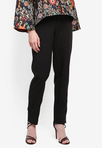 Zalia black Tailored Pants 3C746AAC1EBA33GS_1