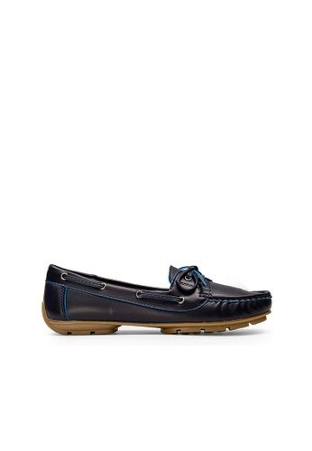 SEMBONIA blue SEMBONIA Synthetic Leather Loafer (Dark Blue) 3E164SH7BE043EGS_1