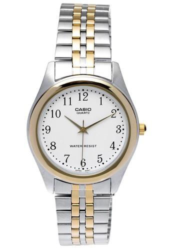 Casio silver Casio Watch Mtp-1129G-7Brdf CA347AC0W3JNID_1