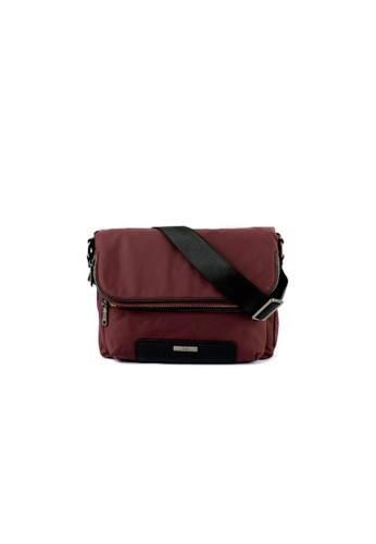 RENOMA Paris red Renoma Ladies Flap-over Sling Bag 1905100-02 52B77AC5639880GS_1