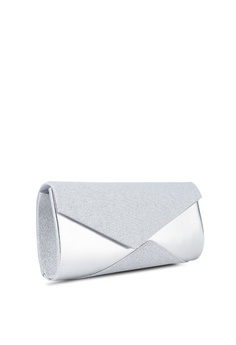 97390f4bb237 30% OFF Unisa Duo Textured Dinner Clutch HK  219.00 NOW HK  153.30 Sizes  One Size