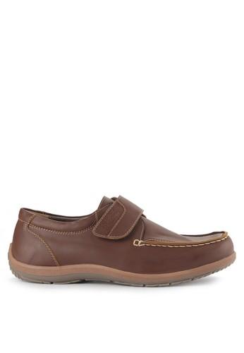 Watchout! Shoes brown Casual Semi Moccasin WA021SH0VXYJID_1