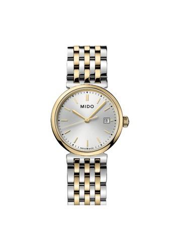Mido yellow and silver MIDO - DORADA - M033.210.22.031.00 02020AC0FD91EAGS_1