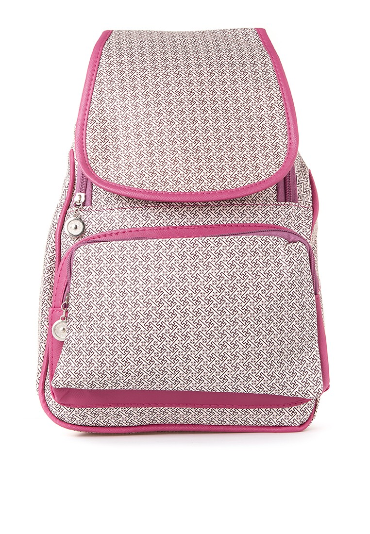 Backpack PU with Print