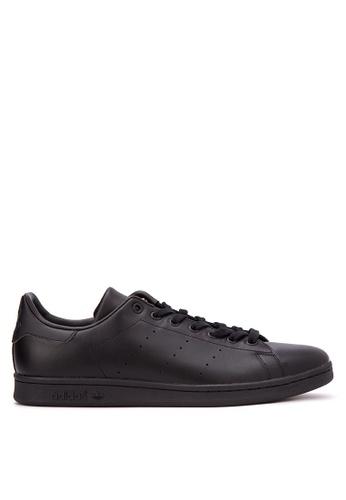 adidas black adidas originals stan smith AD372SH0SJMTMY_1