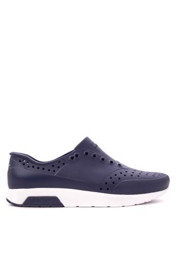 Native blue Lennox Sneakers NA764SH31LAMPH_1