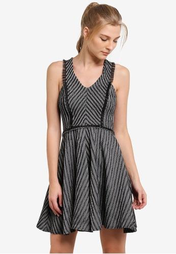 TFNC grey Malya Dress TF379AA0S3FOMY_1