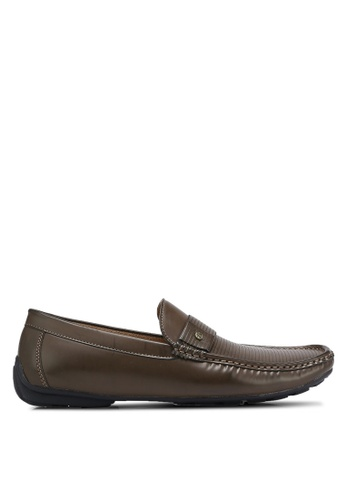 Bata brown Casual Moccassins BA156SH0RCVCMY_1