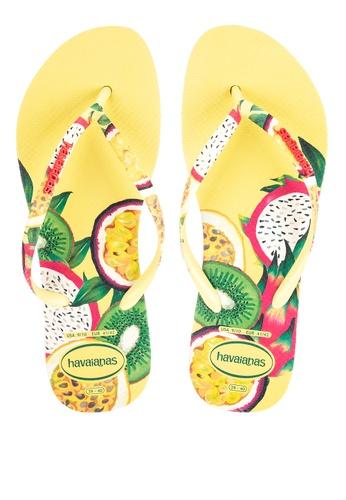 4d53d9066c4991 Shop Havaianas Slim Sensation Flip Flops Online on ZALORA Philippines