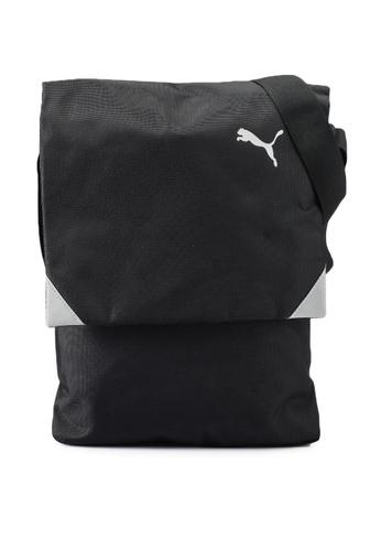 Puma black Street Shoulder Bag D026EAC870D630GS 1 cf79e25bf6