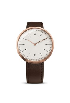 C34 Leather Watch